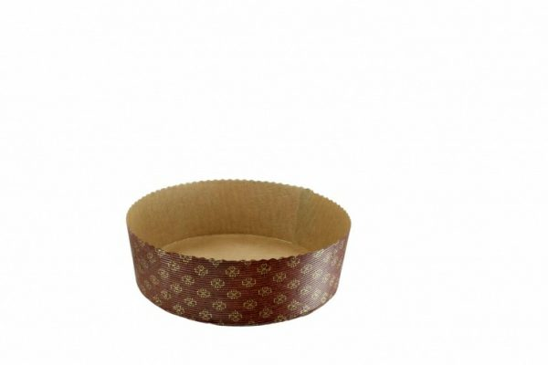 CAKE MOULD PAPER - ROUND