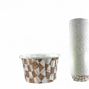 SMALL EDGED PAPER CUP