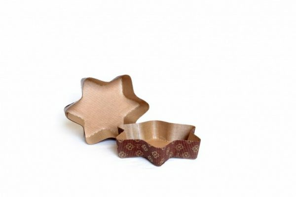 CAKE MOULD PAPER - STAR