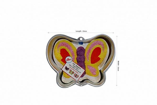 CAKE MOULD - BUTTERFLY